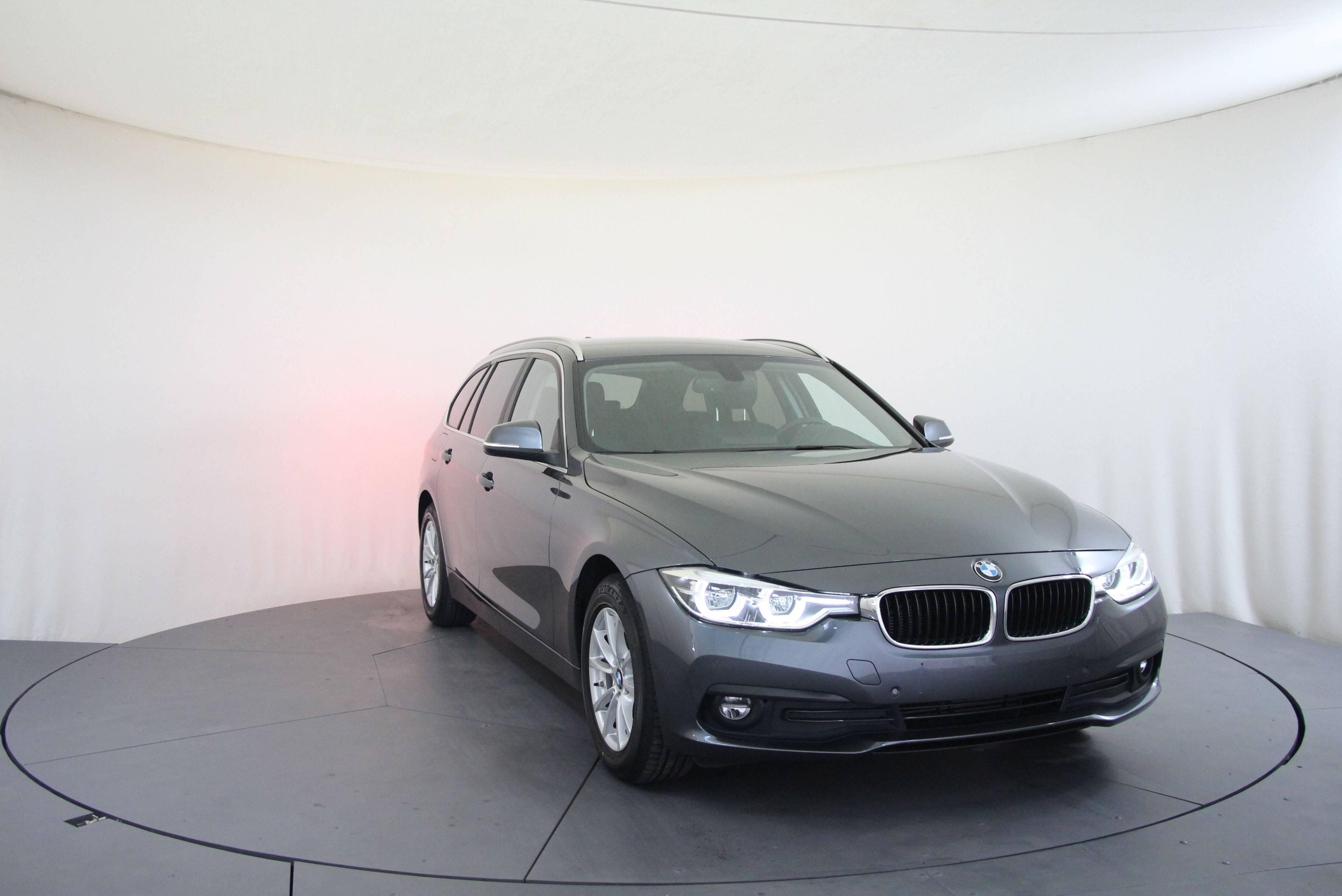 BMW 316 Touring 2.0 d 85kW 8-Gang Steptronic, Jahr 2019, Diesel
