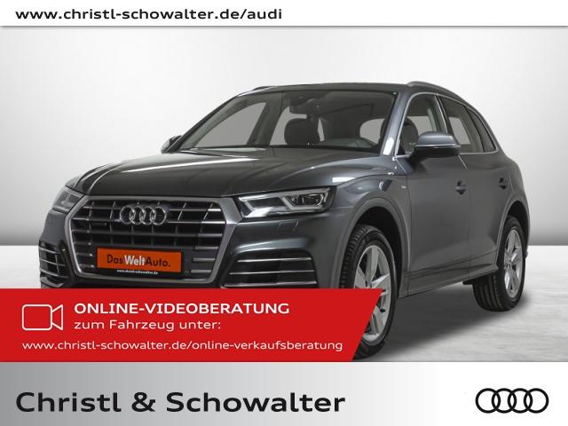 Audi Q5 S line sport 2.0 TDI quattro S tronic B+O Navi, Jahr 2018, Diesel