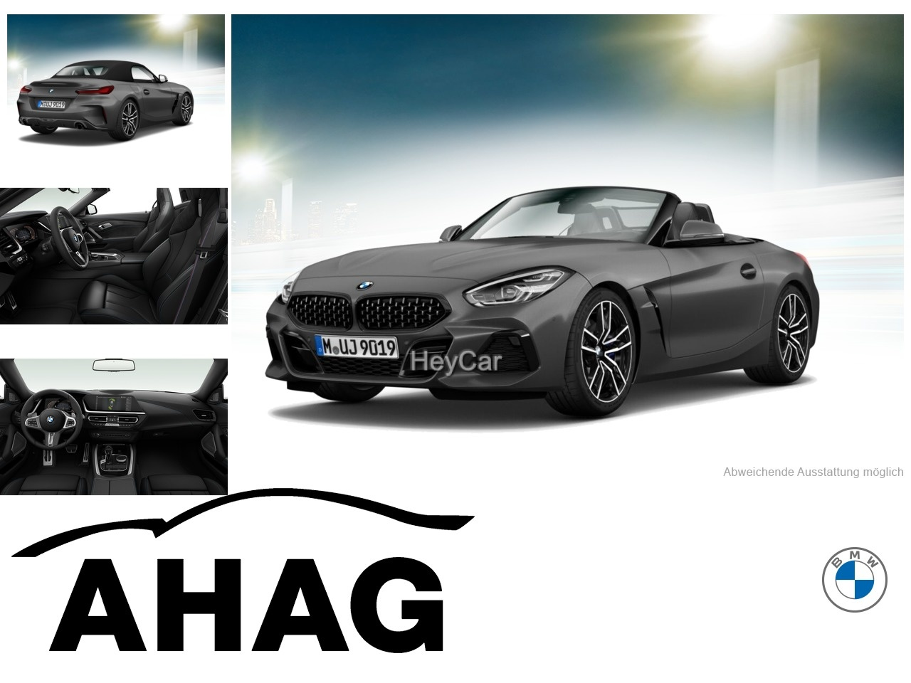 BMW Z4 sDrive20i M-Paket 19 Zoll Harman AppleCarPlay, Jahr 2018, Benzin