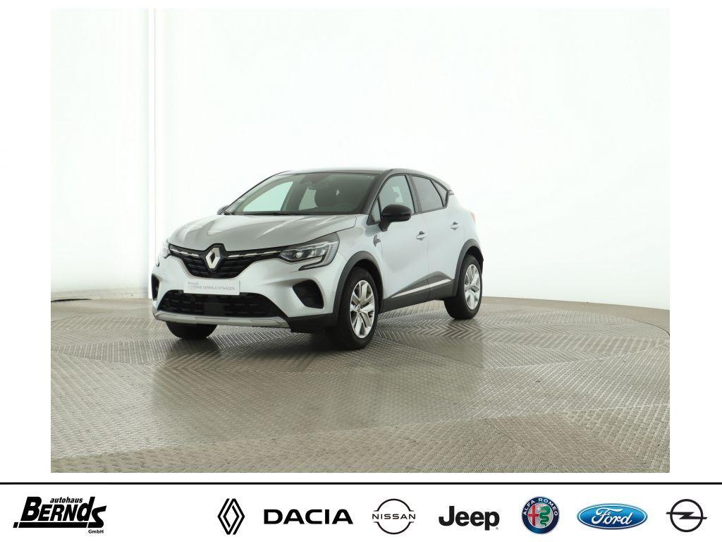 Renault Captur TCe100 Experience VISION + DELUXE PAKET BC, Jahr 2020, Benzin