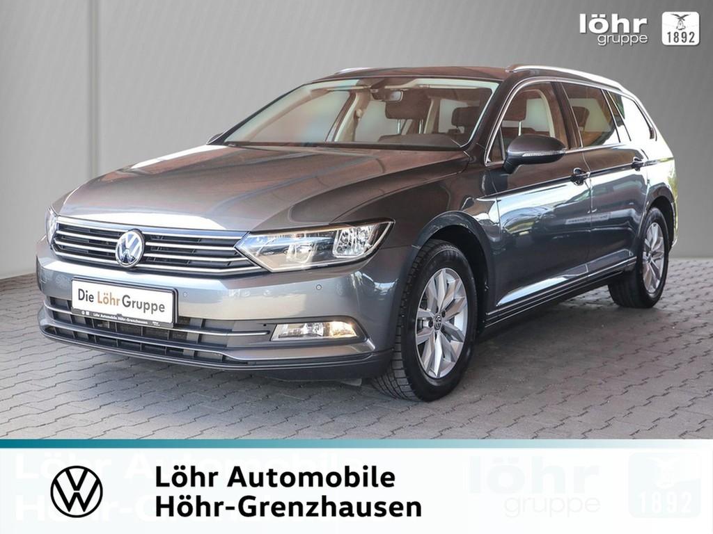 Volkswagen Passat 1.6 Variant,TDI BMT,Climatronic Comfortline, Jahr 2015, Diesel