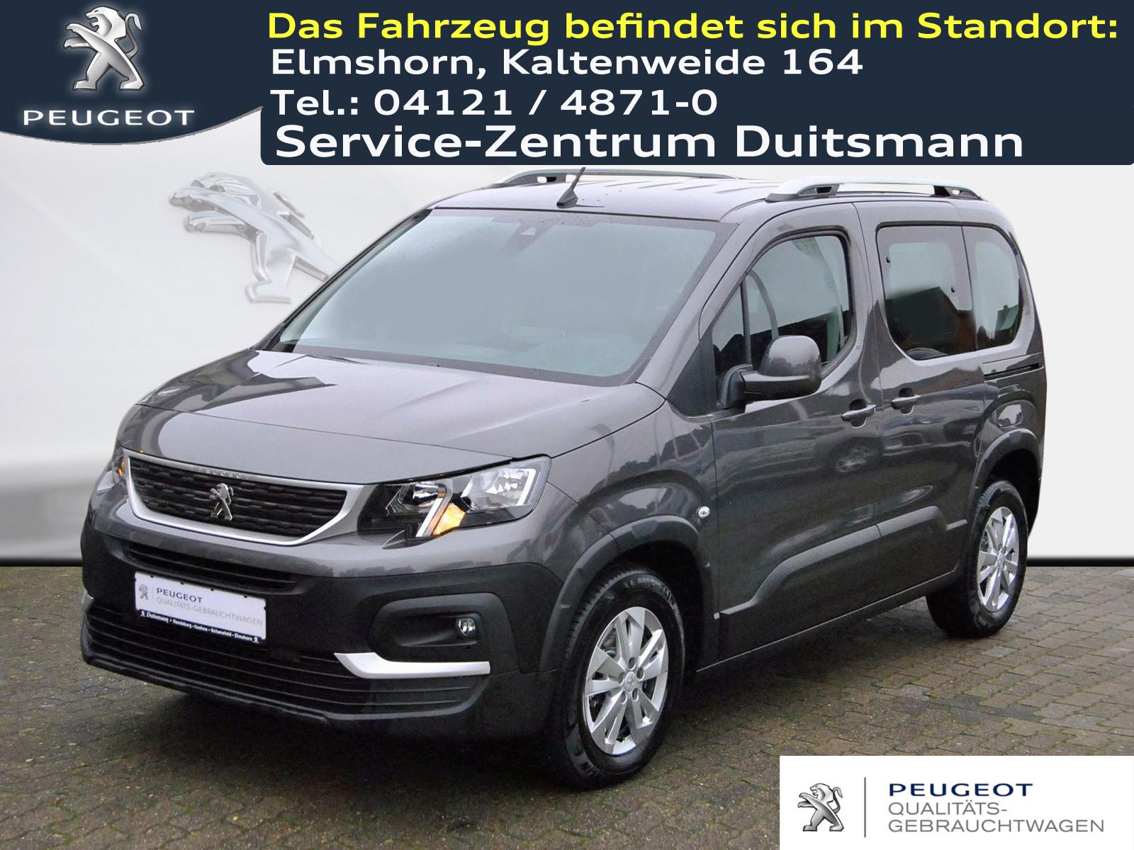 Peugeot Rifter BlueHDI 100 Active++KLIMAAUTOMATIK++NAVI, Jahr 2020, Diesel