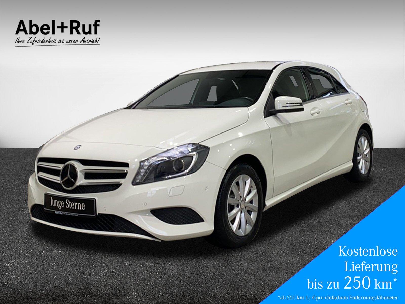 Mercedes-Benz A 180 CDI+Navigation+Bi-Xenon+Klima+Akt. PTS+SHZ, Jahr 2014, Diesel