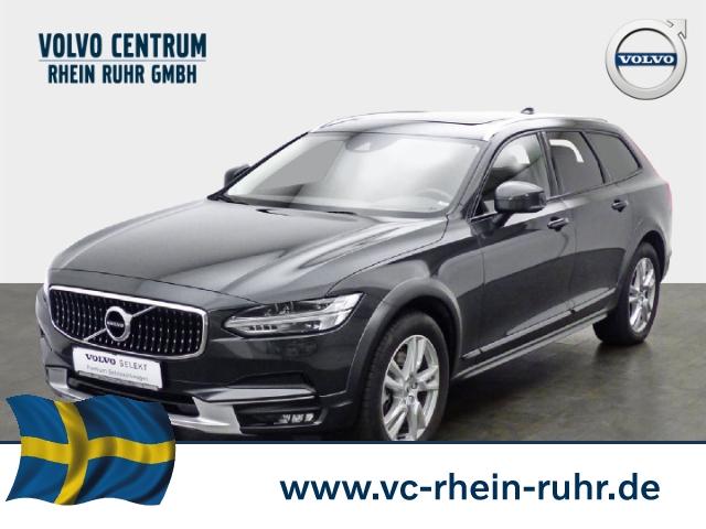 Volvo V90 Cross Country D4 - HeadUp,Kamera,Schiebed,Navi,LED,LM,Leder, Jahr 2018, Diesel