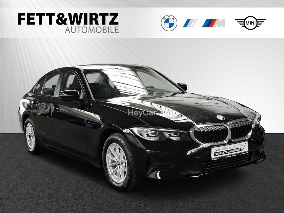 BMW 320d Adv. AHK LC+ Leas. ab 333,- br. o. Anz., Jahr 2019, Diesel