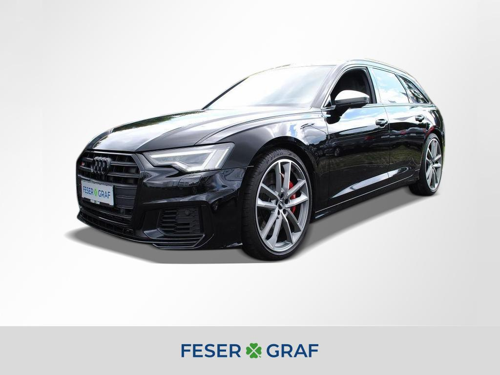 Audi S6 Avant 3.0 V6 TDi Tipronic Quattro Pano. B&O, Jahr 2019, Diesel
