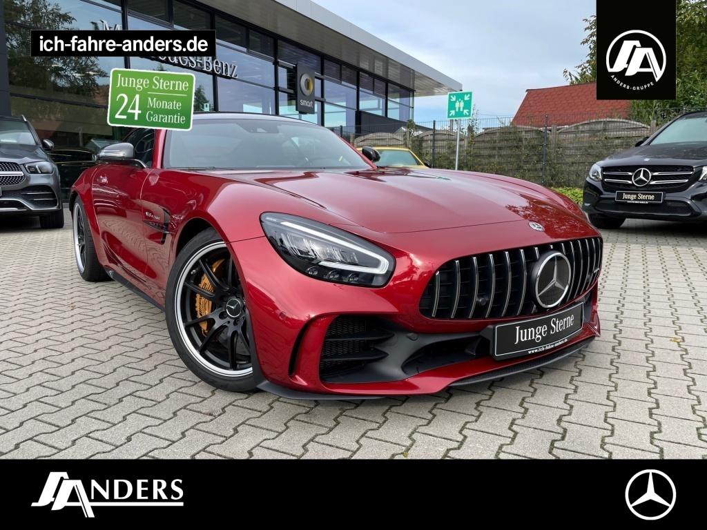 Mercedes-Benz AMG GT R Burm+COM+Distr+Carbon+Keramik+Perf.Sitz, Jahr 2020, Benzin