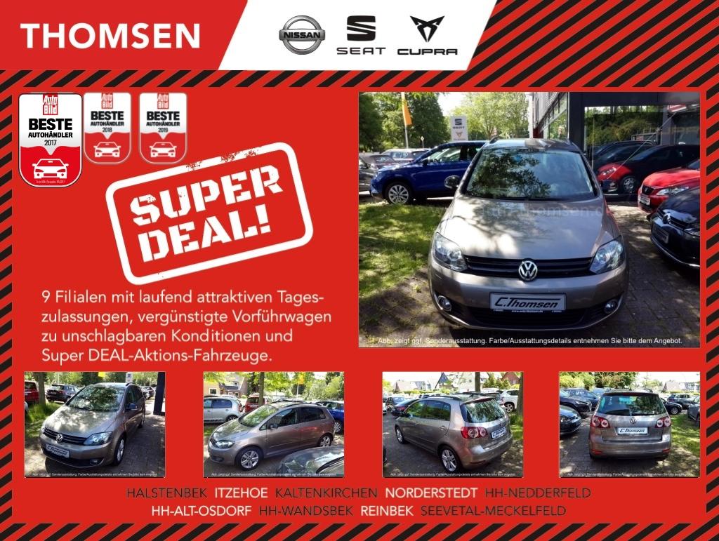 Volkswagen Golf VI Plus 1.4 TSI Match Automatik Einparkass, Jahr 2012, Benzin