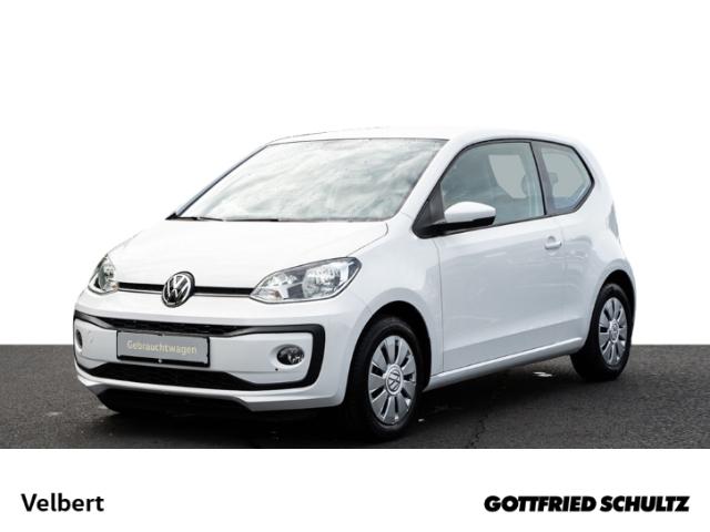 Volkswagen up! MOVE KLIMA SHZ RADIO ZV, Jahr 2018, Benzin