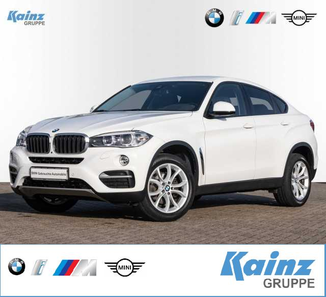 BMW X6 xDrive30d Navi Prof./Surround View/Head-Up/AHK/Harman Kardon, Jahr 2017, Diesel