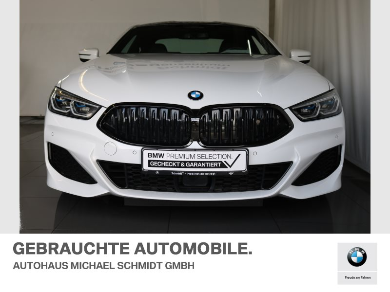 BMW 840d xDrive Coupé M Sportpaket Night Vision DAB, Jahr 2018, diesel