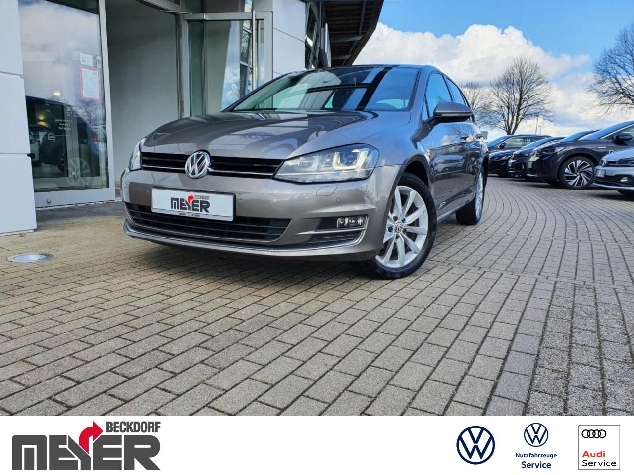 Volkswagen Golf Highline 1.4 TSI Klima Xenon Einparkhilfe, Jahr 2014, Benzin