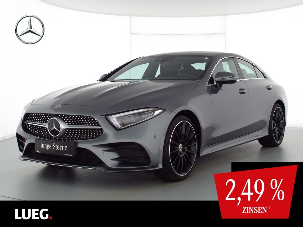 Mercedes-Benz CLS 220 finanzieren