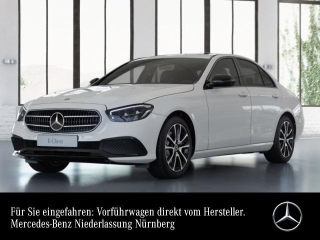 Mercedes-Benz E 200 AVANTG+Night+LED+Kamera+Totw+9G, Jahr 2021, Benzin