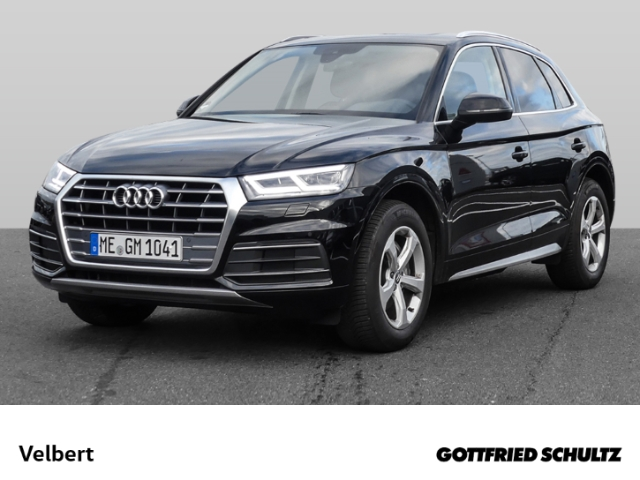 Audi Q5 SPORT 35 TDI S-TRONIC NAVI LED PANO SHZ GRA, Jahr 2020, Diesel