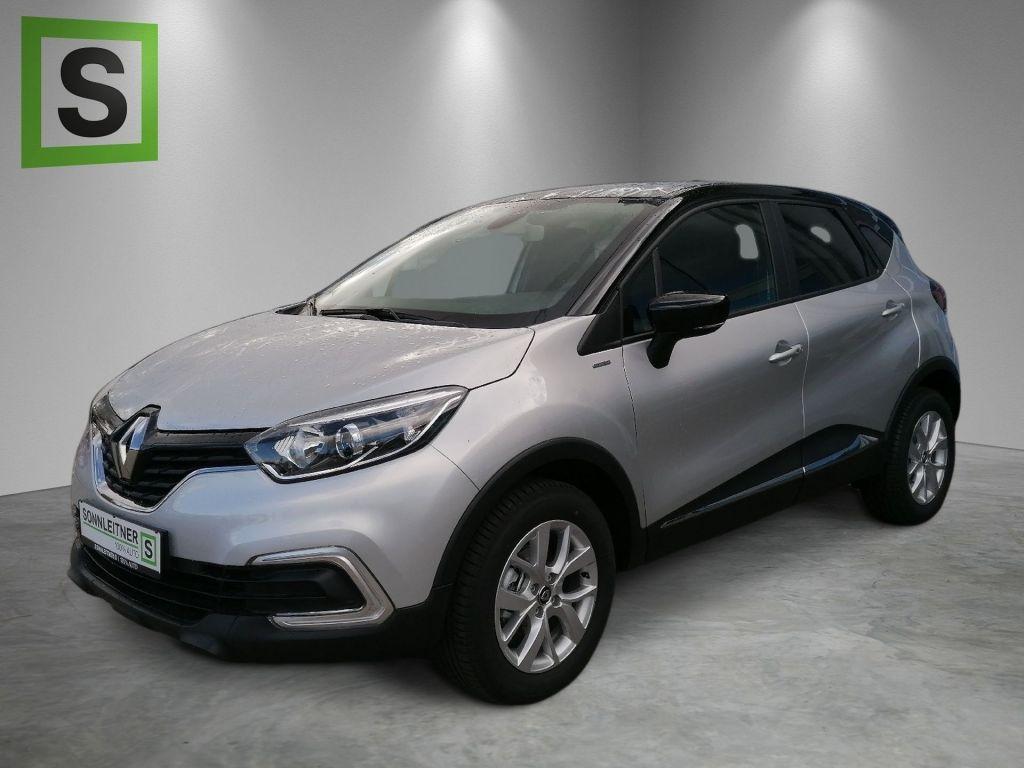 Renault Captur (ENERGY) TCe 90 LIMITED, Jahr 2019, Benzin