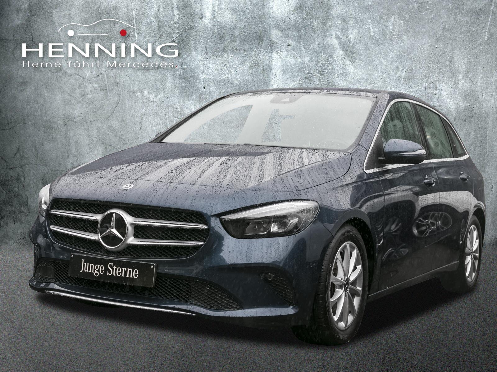 Mercedes-Benz B 180 Progressive LED Navi-Premium MBUX Sitzhzg., Jahr 2019, Benzin