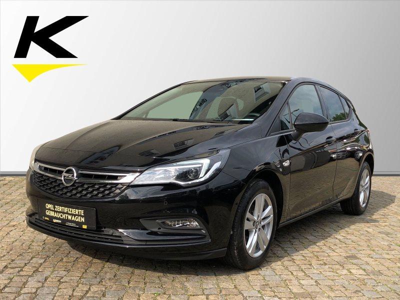 Opel Astra 5türig Active Start Stop 1.4 Turbo Navi, Jahr 2016, Benzin