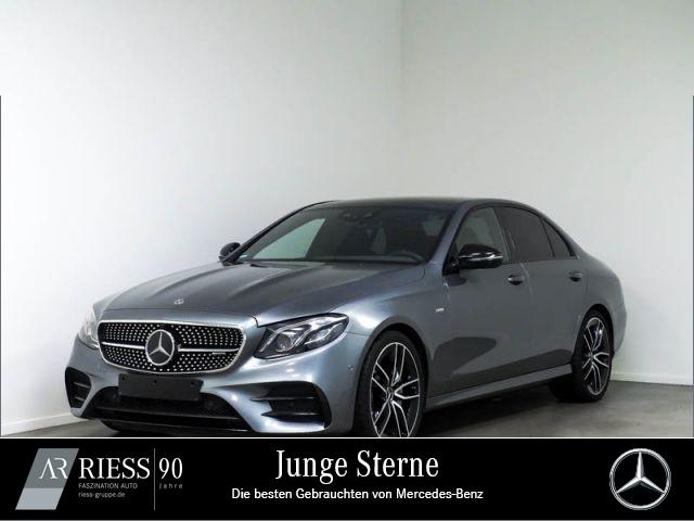 Mercedes-Benz E 53 AMG 4M+ Designo+Comand+Fahrassist., Jahr 2019, Benzin