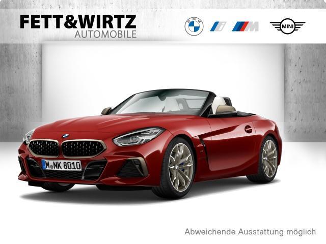 BMW Z4 M40i Cabrio LiveCockpit-Prof. HUD H&K LED, Jahr 2020, Benzin