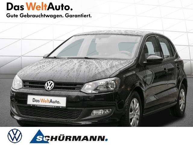 Volkswagen POLO TRENDLINE CLIMA ZVFUNK ALLWETTER Klima, Jahr 2013, Benzin