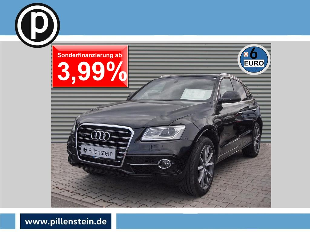 Audi Q5 3.0 TDI S Line XENON PANO NAVI KAMERA Alu-20`, Jahr 2016, Diesel