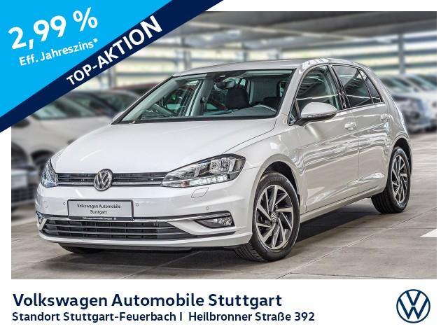 Volkswagen Golf VII 1.5 TSI Comfortline Navi Tempomat, Jahr 2018, Benzin