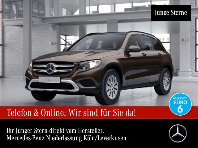 Mercedes-Benz GLC 220 d 4M Fahrass 360° Pano Distr. COMAND HUD, Jahr 2016, Diesel