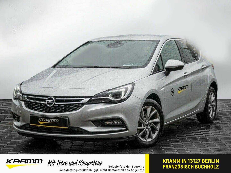 Opel Astra INNOVATION 1.6 CDTI EU6d-T LED Navi Kurvenlicht, Jahr 2019, Diesel