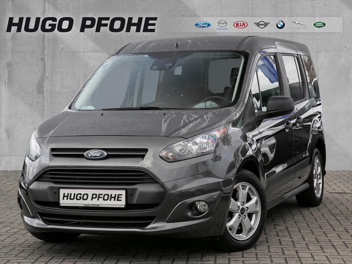 Ford Tourneo Connect Navi SHZ AHK 1.Hd, Jahr 2017, Diesel