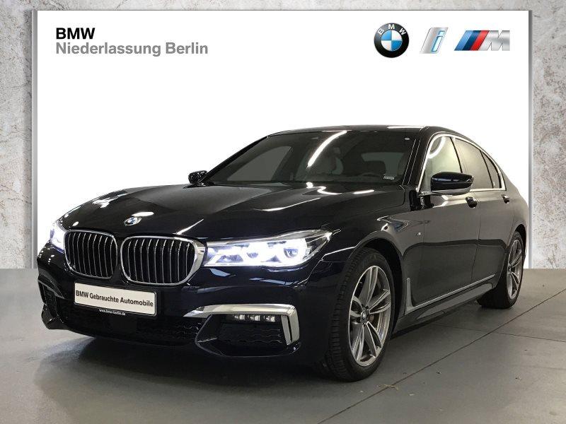 BMW 730d xDrive Lim. EU6 M Sport Laser Komfortsitze, Jahr 2017, Diesel