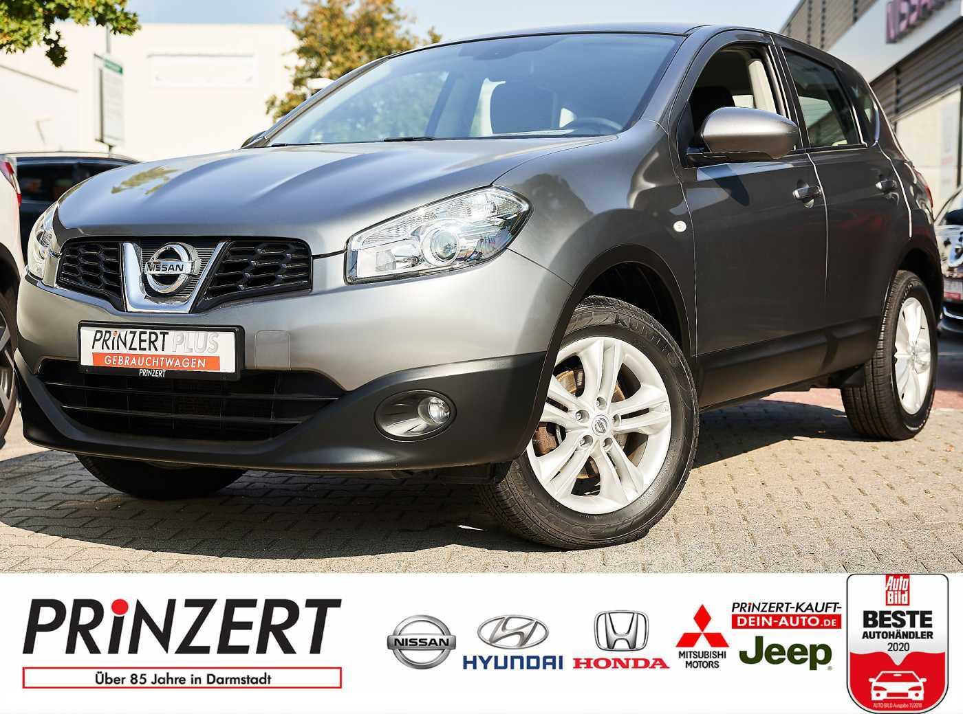 Nissan Qashqai 2.0 MT 'Acenta' Navi, Jahr 2013, Benzin