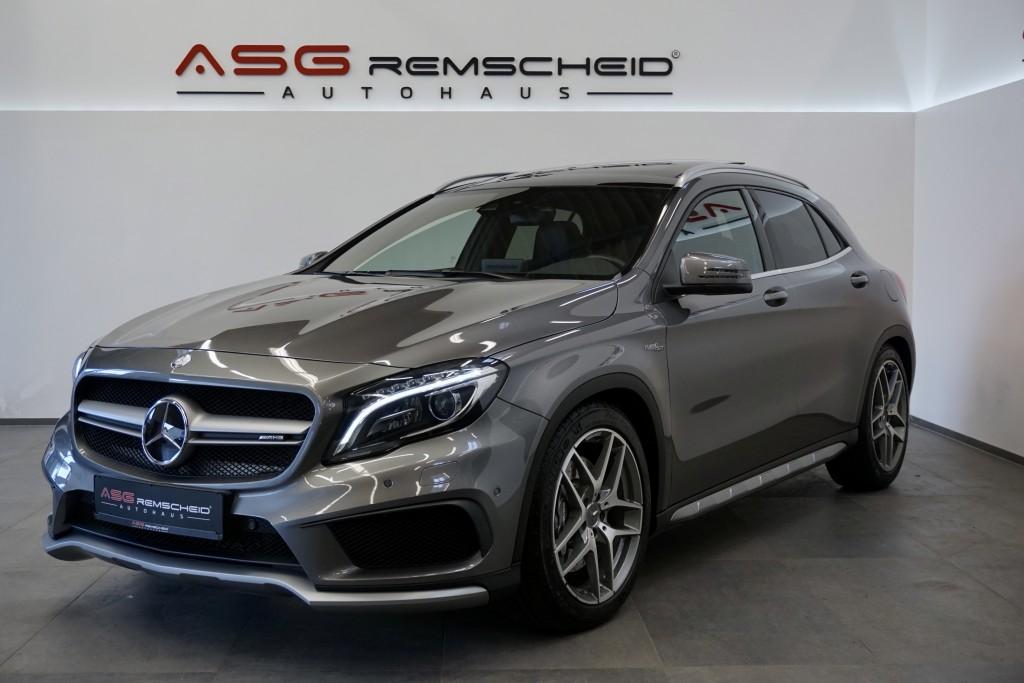 Mercedes-Benz GLA 45 AMG 4M 7G-Tr.*Distronic *Pano *Kamera*, Jahr 2016, Benzin