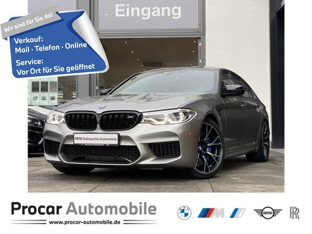 BMW M5 xDrive Competition Soft-Close DA PA DAB H/K, Jahr 2019, Benzin