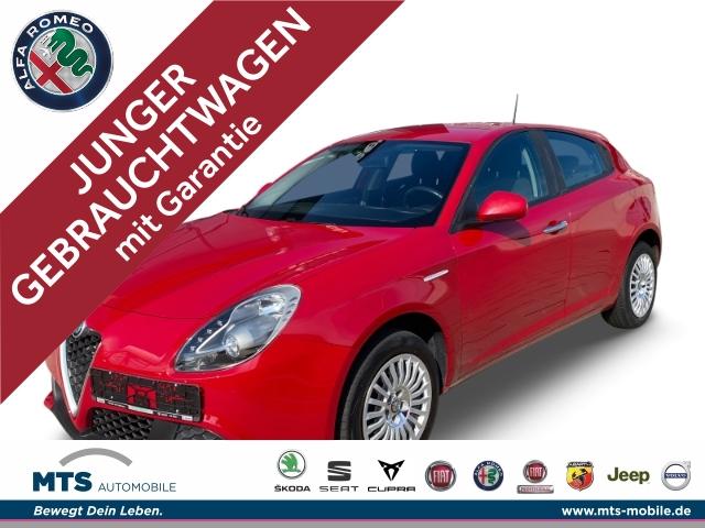 Alfa Romeo Giulietta 1.4 TB 16V Klima, MP3, Bluetooth, uvm., Jahr 2017, Benzin