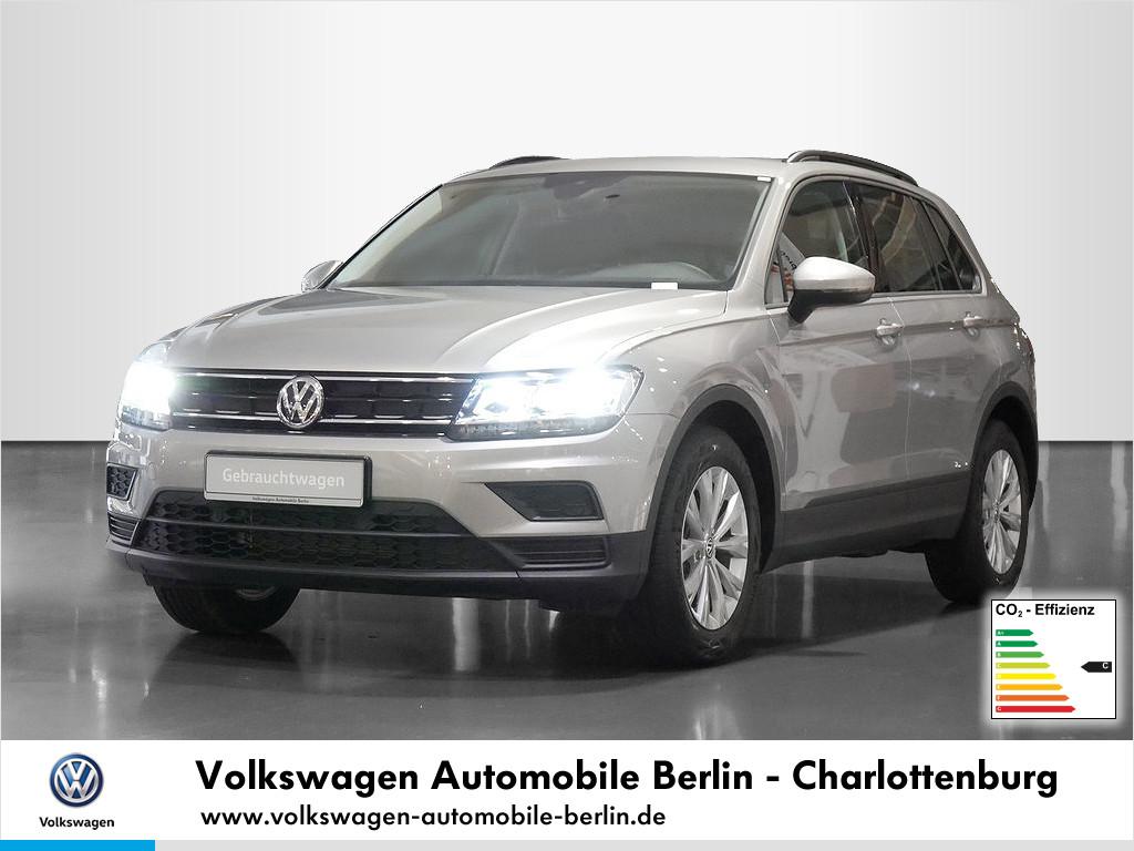 Volkswagen Tiguan 1.5 TSI ACT Trendline BMT, Jahr 2020, Benzin