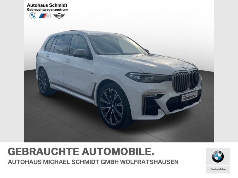 BMW X7 M50d Sky Lounge*22 Individual*TV*Soft Close*, Jahr 2019, Diesel