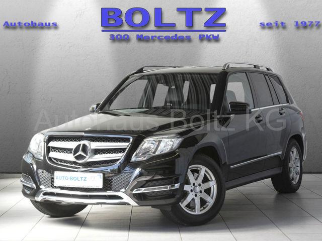 Mercedes-Benz GLK 250 4M Standh Navi Sport P. ParkAs., Jahr 2013, petrol