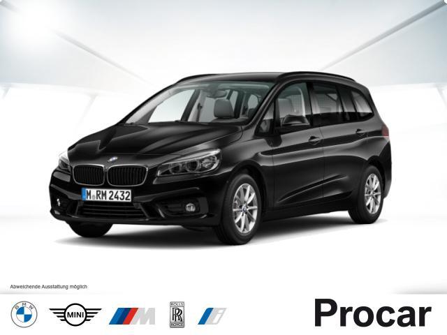 BMW 218 Gran Tourer xDrive Aut. Navi LED DAB HIFI, Jahr 2017, Diesel