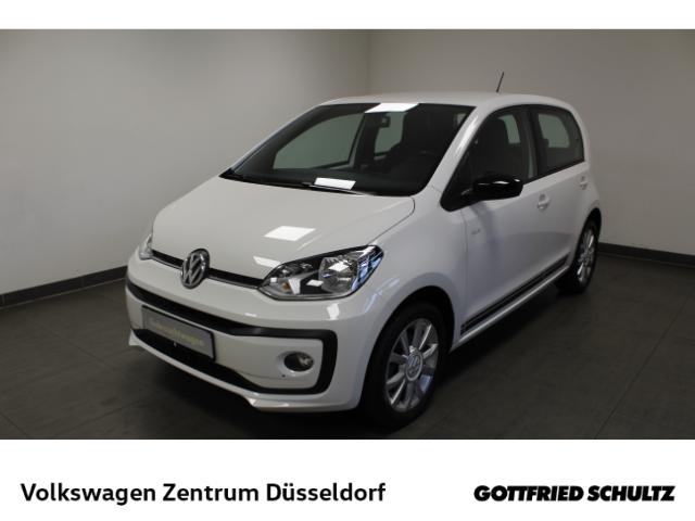 Volkswagen up! 1.0 club *SHZ*maps + more*Alu*FSE*, Jahr 2017, Benzin