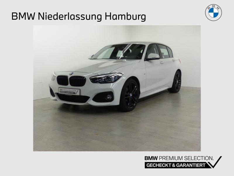 BMW 118i 5-Türer M Sport Ed. LED Navi Bus. Tempomat, Jahr 2017, Benzin