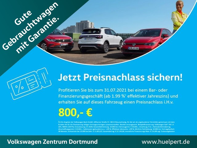 Volkswagen Touran 2.0 TDI United DSG LED NAVI APP-CONN ACC FRONT ASSIST, Jahr 2020, Diesel