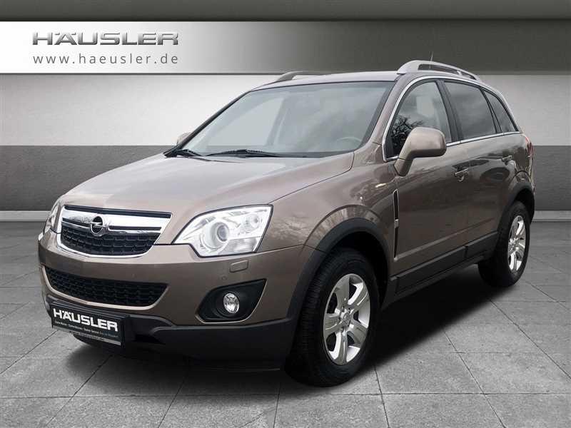 Opel Antara, Jahr 2014, Diesel