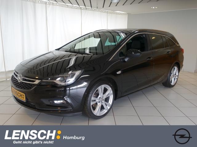Opel Astra K ST Ultimate 1.6 AT MATRIX+LEDER+AHK+GSHD, Jahr 2018, Benzin