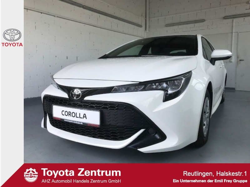 Toyota Corolla 1.2 Turbo RED DEAL, Jahr 2019, petrol