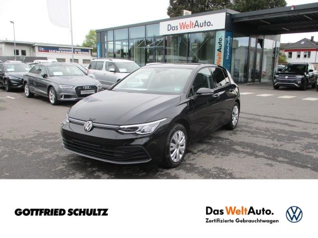 Volkswagen Golf Life 2.0 TDI LED NAVI RFK PDC, Jahr 2020, Diesel