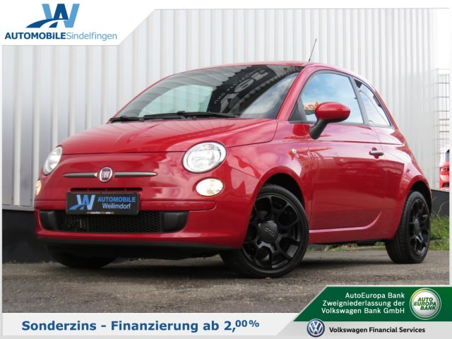 Fiat 500 Twin Air TEILLEDER START/STOPP uvm., Jahr 2012, Benzin