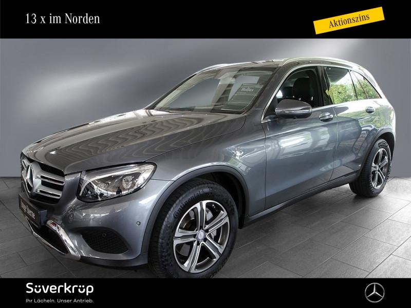 Mercedes-Benz GLC 250 d 4M Exclusive/360°/LED/Navi/PDC, Jahr 2016, Diesel