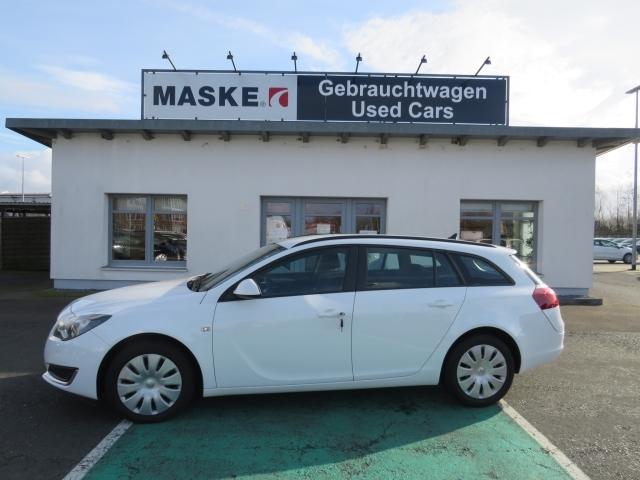 Opel Insignia Sports Tourer 1,6 CDTi Selection Navi, Jahr 2016, Diesel