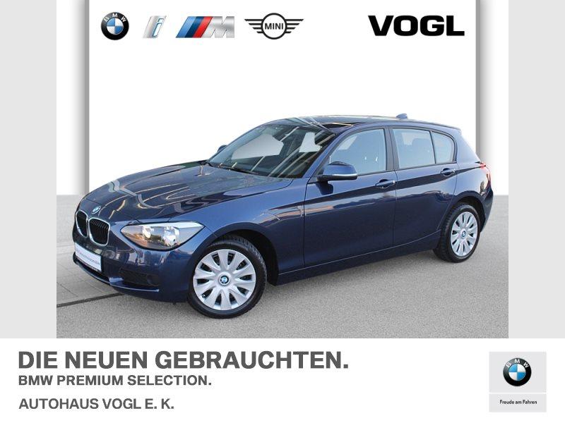 BMW 116i 5-Türer Klimaaut. Shz, Jahr 2014, Benzin